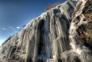 Ice on the Rocks II by Bodenlos