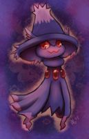 Mismagius by Housyasei-san