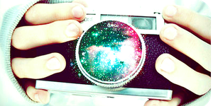 The universe in my camera. by Summ-chii