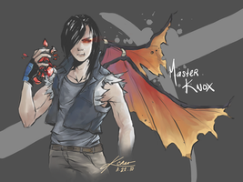 Knox Commission Wallpaper :RF: by Here-Then-There