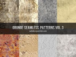 Grunge Patterns 3 by xara24