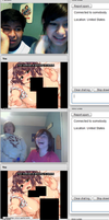A Night at the Chat Roulette by NotGregarLink10