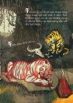 Man who turned into tiger by phongduong