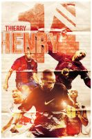 The Only Thierry Henry by ChoLLo