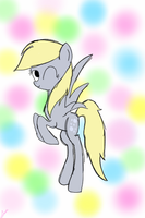 Another Derpy by VioletV
