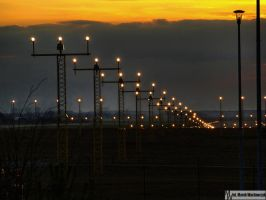 Airport Lights2 by waclawq