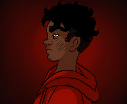 Young Jason Todd by Gemkio
