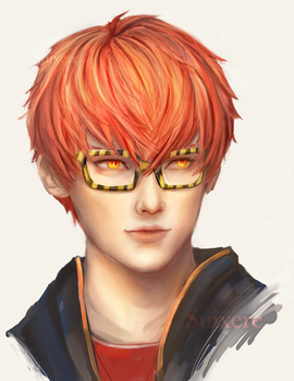 707 Mystic Messenger by Suixere