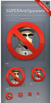 Icon SUPERAntiSpyware by ncrow