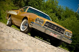 Ford Ranchero by AmericanMuscle