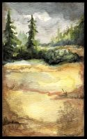 Watercolour Postcard 1 by dthehippie