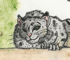 Snow Leopard Preview by RouxWolf