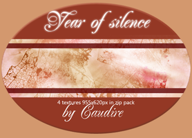 Year of silence - textures pack by Caudire