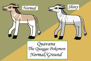 Fakemon- Quavanna by Piplup-Luv