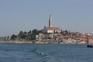 view in Rovinj town 6 by ingeline-art