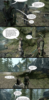 Skyrim is Strange - Lakeview Manor by HelloMyNameIsEd