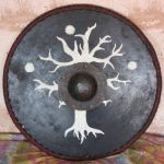 Middle-Earth shield by Mithgariel-stock