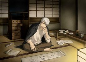 Mushishi by daimyoleohh