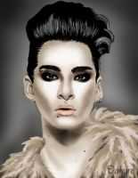 Bill Kaulitz _ by dakyre