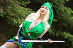 Link Cosplay part 2 by Ariane-Saint-Amour