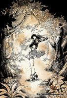 follow me by cicadella