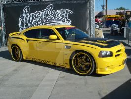 Yellow Charger by munza99uk