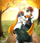 I want to tell you that I love you - Lavi x Hanzu by HanzuKing