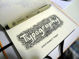 Typography by vicenteteng