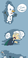 Do you want to build a snowman? by Frammur