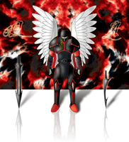 Angel Knight Final Version by omegaarchetype