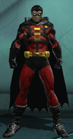 Robin (DC Universe Online) by Macgyver75
