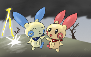 PMD: Opposites Attract by NegativeDiamond