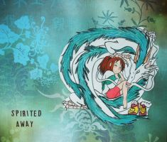 Spirited Away by twilightm00n