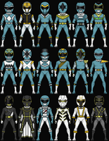 Super Sentai OC Generational by HenshinDaisuke