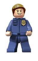 Lego Sonny Bonds by Irishmile