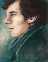 The Consulting Detective by MissEvalyn