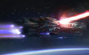 The Lost Fleet: Beyond the Frontier: Guardian by moonxels