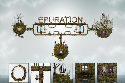 Epuration 'wallpaper' by gd08