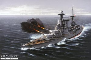 Battle of the Denmark Strait Part 1 by bwan69