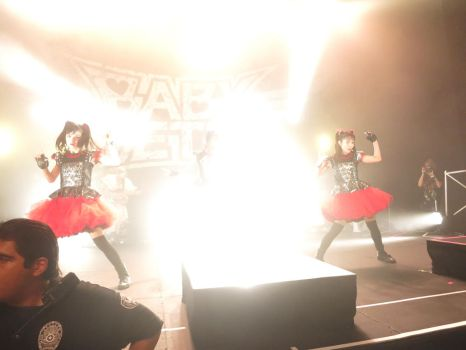 BABYMETAL 69 by iancinerate