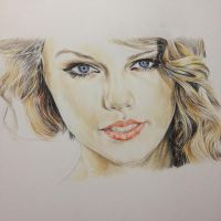 Taylor Swift by PatrickRyant