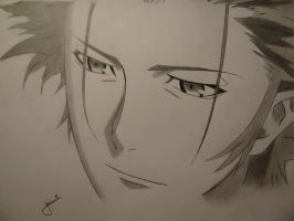 Suoh Mikoto ~ K by Jennux3