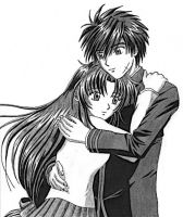 Full Metal Panic Couple by youngprince06