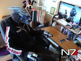 Happy N7 Day 2013! by Nightlyre