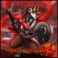 Team Furtress 2- rigormortis by Arctic-Sekai