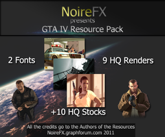 NoireFX GTA IV Resource Pack by Lopoko09