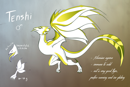 Tenshi adopt auction [closed] by HarmaaGriffin