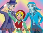 Merry Christmas 2014! by LaurenNightshade