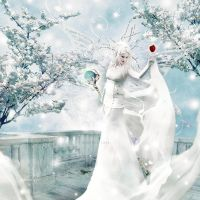 Snow Fairy by Kouzaku