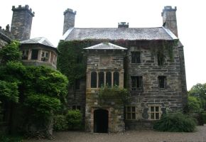 Stock - Gwydir Castle 17 by OghamMoon